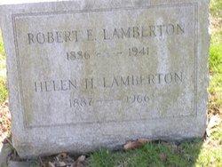 Robert Eneas Lamberton