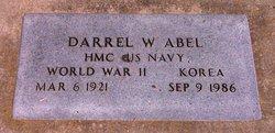 Darrel Wayman Abel
