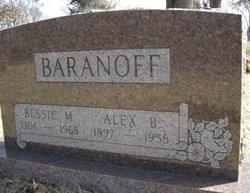 Alex B Baranoff