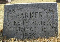 Keith M Barker, Jr