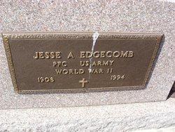 Jesse Albert Edgecomb