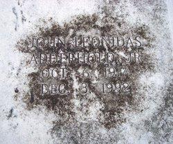 John Leonidas Adderhold, Jr
