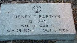 Henry Silas Barton