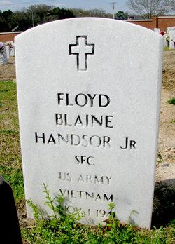 Floyd Blaine Handsor, Jr