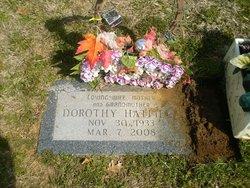Dorothy Fay <i>Saunders</i> Hatfield