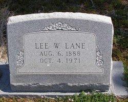 Lee Washington Lane
