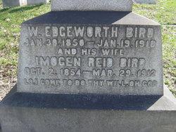 Wilson Edgeworth Bird
