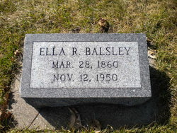 Ella Ruth <i>Yount</i> Balsley