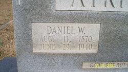 Daniel Washington Atkinson