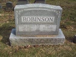 Agnes L <i>Connelly</i> Robinson