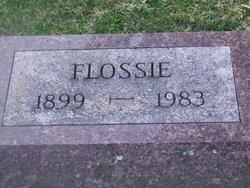 Flossie M <i>Chambers</i> Aultman