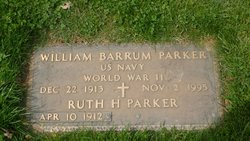 William Barrum Parker