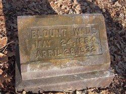 Blount Wade