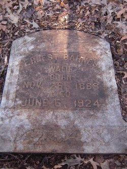 Ernest Barnes Wade
