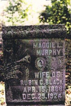 Maggie L <i>Murphy</i> Black