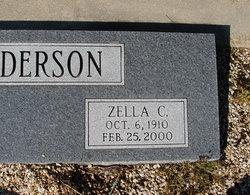 Zella C. Anderson