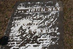 Col John Sly