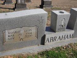 Rosalie <i>Ellis</i> Abraham