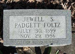 Jewell S. <i>Padgett</i> Foltz