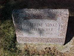 Josephine <i>Yonke</i> Stellmacher