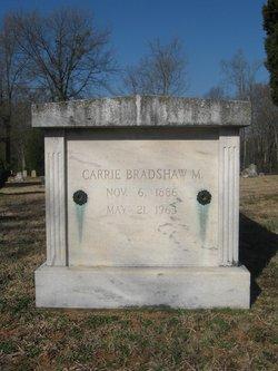 Carrie <i>Bradshaw</i> Montgomery