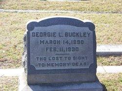 Georgie l Buckley