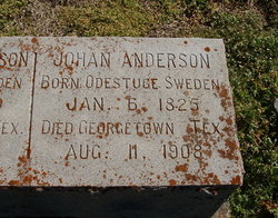 Johan Anderson