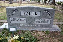 Clarence Eugene Faulk, Jr