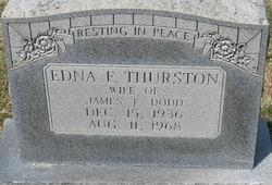 Edna Frances <i>Thurston</i> Dodd