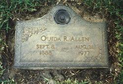 Maggie Ouida <i>Ragsdale</i> Allen