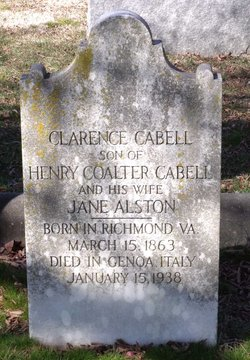 Clarence Cabell