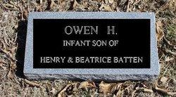 Owen H Batten