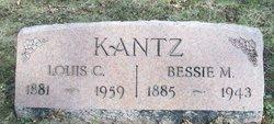 Bessie Mae <i>Jackson</i> Kantz