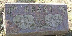 Donald Eugene Jack Brant