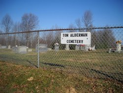 Tom Alderman Cemetery