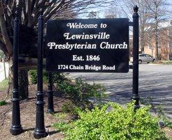 Lewinsville Presbyterian Cemetery