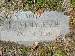 George H. Adkison