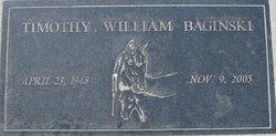 Timothy William Tim Baginski