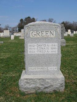Fred Allen Green