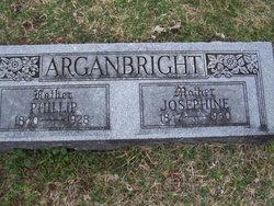 Josephine <i>Boggs</i> Arganbright