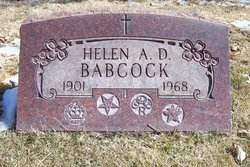 Helen Aurora D. <i>Beckman</i> Babcock