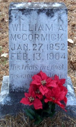 William Anderson McCormick