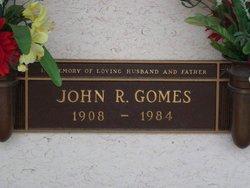 John R Gomes