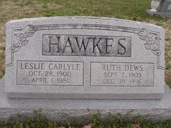 Leslie Carlyle Hawkes
