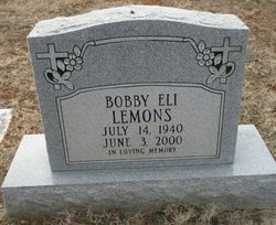 Bobby Eli Lemons