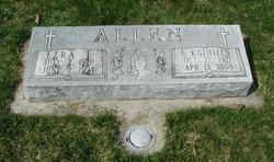 Ina Kathleen <i>Boothe</i> Allen