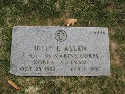 Billy L Allen
