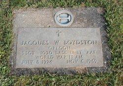 Jacques Wiliam Jack Boydston