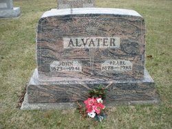 John Alvater