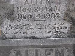 Ruth E Allen